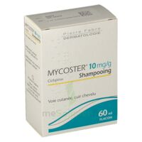 Mycoster 10 Mg/g Shampooing Fl/60ml à Concarneau
