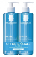 Effaclar Gel Moussant Purifiant 2*400ml à Concarneau
