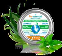 Puressentiel Respiratoire Gommes Menthe-eucalyptus Respiratoire - 45 G à Concarneau