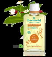 Puressentiel Articulations & Muscles Huile De Massage Bio** Effort Musculaire - Arnica - Gaulthérie - 200 Ml à Concarneau