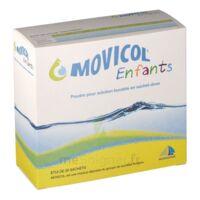 Movicol Enfants, Poudre Pour Solution Buvable En Sachet-dose à Concarneau