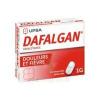 Dafalgan 1000 Mg Comprimés Pelliculés Plq/8 à Concarneau