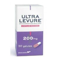 Ultra-levure 200 Mg Gélules Fl/30 à Concarneau