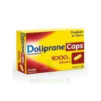 Dolipranecaps 1000 Mg Gélules Plq/8 à Concarneau