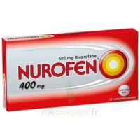 Nurofen 400 Mg Comprimés Enrobés Plq/12 à Concarneau