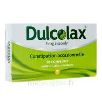 Dulcolax 5 Mg Comprimés Enrobés Gastro-résistants Plq/30 à Concarneau