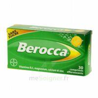 Berocca Comprimés Effervescents Sans Sucre T/30 à Concarneau