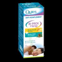 Quies Bi-pack 2 Sprays Buccal Et Nasale Anti-ronflement à Concarneau