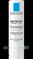 Nutritic Stick Lèvres Sèche Sensibles Etui/4,7ml à Concarneau