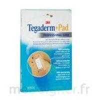 Tegaderm + Pad, 5 Cm X 7 Cm , Bt 5 à Concarneau