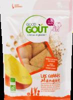 Good Goût Alimentation infantile carré mangue Sachet/50g à Concarneau