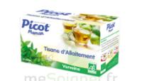 Picot Maman Tisane D'allaitement Verveine 20 Sachets à Concarneau