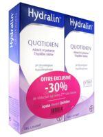 Hydralin Quotidien Gel Lavant Usage Intime 2*200ml à Concarneau
