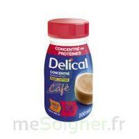 Delical Boisson Hp Hc Concentree Nutriment Café 4bouteilles/200ml à Concarneau