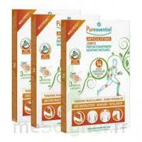 Puressentiel Articulations Et Muscles Patch Chauffant 14 Huiles Essentielles Lot De 3 à Concarneau