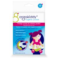 Orgakiddy Protège-cuvette toilettes XL Pochette/10 à Concarneau