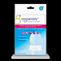Orgakiddy Protège-cuvette toilettes Pochette/10 à Concarneau