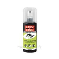 Cinq Sur Cinq Zones Tempérées Lotion Anti-moustique 100ml à Concarneau