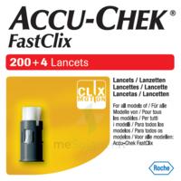 Accu-chek Fastclix Lancettes B/204 à Concarneau