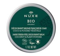 Nuxe Bio Déodorant Baume Fraîcheur 24h Toutes Peaux Pot/50g à Concarneau