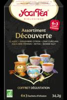 Yogi Tea Tisane Assortiment Découverte Bio 18 Sachets/1,9g à Concarneau