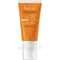 Avène Eau Thermale Solaire Crème 50+ Sans Parfum 50ml à Concarneau