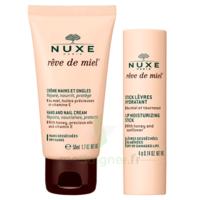 Rêve De Miel Crème Mains Et Ongles + Stick Lèvres Hydratant à Concarneau