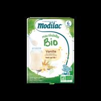 Modilac Céréales Farine vanille dès 6 mois B/250g à Concarneau