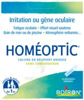 Boiron Homéoptic Collyre Unidose à Concarneau