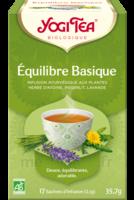 Yogi Tea Tisane Ayurvédique Bien-être Intestinal Bio 17 Sachets/2g à Concarneau