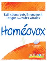 Boiron Homéovox Comprimés à Concarneau