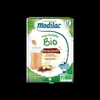 Modilac Céréales Farine cacao vanille dès 12 mois B/250g à Concarneau