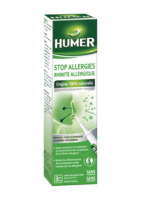 Humer Stop Allergies Spray nasal rhinite allergique 20ml à Concarneau