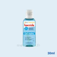 Baccide Gel Mains Désinfectant Sans Rinçage 30ml à Concarneau