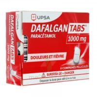Dafalgantabs 1 G Cpr Pell Plq/8 à Concarneau