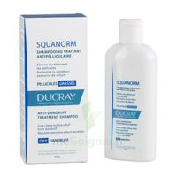Ducray Squanorm Shampooing Pellicule Grasse 200ml à Concarneau