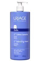 Uriage Bébé 1ère Crème - Crème Lavante 1l à Concarneau