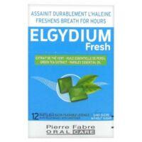 Elgydium Fresh Pocket 12 Pastilles à Concarneau
