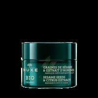Nuxe Bio Masque Détoxifiant Eclat 50ml à Concarneau
