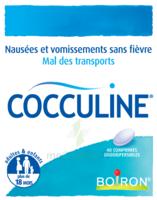 Boiron Cocculine Comprimés Orodispersibles B/40 à Concarneau
